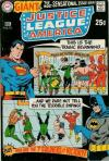 Justice League of America #76 comic books for sale