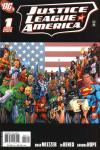 Justice League of America #1 comic books for sale