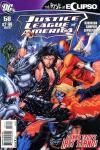 Justice League of America #58 comic books for sale