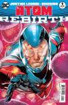 Justice League of America: The Atom - Rebirth #1 comic books for sale