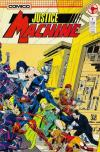 Justice Machine Comic Books. Justice Machine Comics.