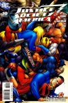 Justice Society of America #10 comic books for sale