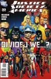 Justice Society of America #33 comic books for sale