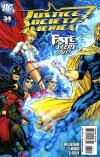 Justice Society of America #34 comic books for sale