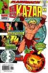 Ka-Zar: Sibling Rivalry Comic Books. Ka-Zar: Sibling Rivalry Comics.