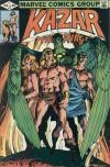 Ka-Zar the Savage #10 comic books for sale