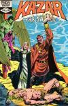 Ka-Zar the Savage #12 comic books for sale