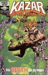 Ka-Zar the Savage #13 comic books for sale
