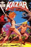 Ka-Zar the Savage #15 comic books for sale