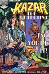 Ka-Zar the Savage #17 comic books for sale