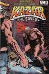 Ka-Zar the Savage #19 comic books for sale