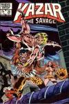 Ka-Zar the Savage #20 comic books for sale