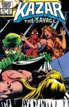 Ka-Zar the Savage #21 comic books for sale