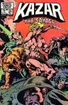 Ka-Zar the Savage #24 comic books for sale