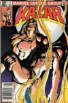 Ka-Zar the Savage #5 comic books for sale