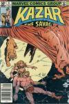 Ka-Zar the Savage #6 comic books for sale