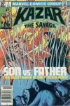 Ka-Zar the Savage #7 comic books for sale