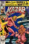 Ka-Zar the Savage #8 comic books for sale