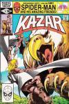 Ka-Zar the Savage #9 comic books for sale