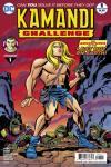 Kamandi Challenge comic books