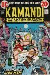 Kamandi: The Last Boy on Earth #6 comic books for sale