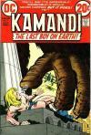 Kamandi: The Last Boy on Earth #7 comic books for sale