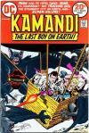 Kamandi: The Last Boy on Earth #9 comic books for sale