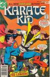 Karate Kid #12 comic books for sale