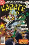 Karate Kid #8 comic books for sale