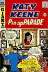 Katy Keene Pinup Parade Comic Books. Katy Keene Pinup Parade Comics.