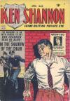 Ken Shannon Comic Books. Ken Shannon Comics.