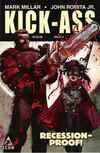 Kick-Ass #4 comic books for sale