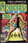 Kickers Inc. #1 Comic Books - Covers, Scans, Photos  in Kickers Inc. Comic Books - Covers, Scans, Gallery