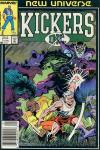 Kickers Inc. #3 Comic Books - Covers, Scans, Photos  in Kickers Inc. Comic Books - Covers, Scans, Gallery