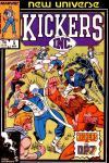 Kickers Inc. #5 comic books for sale