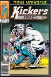 Kickers Inc. #7 Comic Books - Covers, Scans, Photos  in Kickers Inc. Comic Books - Covers, Scans, Gallery