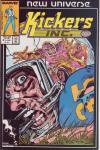Kickers Inc. #8 comic books for sale