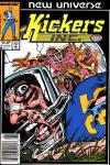 Kickers Inc. #8 Comic Books - Covers, Scans, Photos  in Kickers Inc. Comic Books - Covers, Scans, Gallery