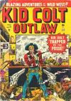 Kid Colt Outlaw #17 Comic Books - Covers, Scans, Photos  in Kid Colt Outlaw Comic Books - Covers, Scans, Gallery