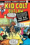 Kid Colt Outlaw #185 Comic Books - Covers, Scans, Photos  in Kid Colt Outlaw Comic Books - Covers, Scans, Gallery