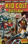 Kid Colt Outlaw #195 Comic Books - Covers, Scans, Photos  in Kid Colt Outlaw Comic Books - Covers, Scans, Gallery