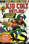 Kid Colt Outlaw #196 Comic Books - Covers, Scans, Photos  in Kid Colt Outlaw Comic Books - Covers, Scans, Gallery