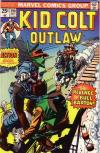 Kid Colt Outlaw #199 Comic Books - Covers, Scans, Photos  in Kid Colt Outlaw Comic Books - Covers, Scans, Gallery