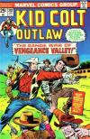 Kid Colt Outlaw #202 Comic Books - Covers, Scans, Photos  in Kid Colt Outlaw Comic Books - Covers, Scans, Gallery
