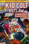 Kid Colt Outlaw #205 Comic Books - Covers, Scans, Photos  in Kid Colt Outlaw Comic Books - Covers, Scans, Gallery