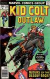 Kid Colt Outlaw #210 Comic Books - Covers, Scans, Photos  in Kid Colt Outlaw Comic Books - Covers, Scans, Gallery
