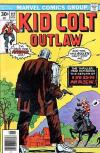 Kid Colt Outlaw #212 Comic Books - Covers, Scans, Photos  in Kid Colt Outlaw Comic Books - Covers, Scans, Gallery