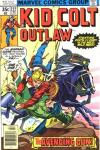 Kid Colt Outlaw #222 Comic Books - Covers, Scans, Photos  in Kid Colt Outlaw Comic Books - Covers, Scans, Gallery