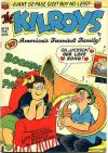 Kilroys comic books