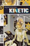 Kinetic # comic book complete sets Kinetic # comic books